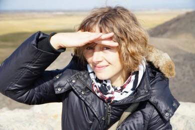 Tessa Knapp am  Ararat