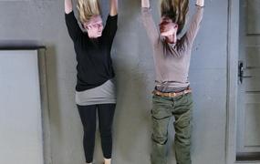 Britta Sophie Bornhöft Graute und Rebecca Budde de Cancino