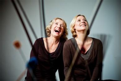 Kontrasax Christina Fuchs, Romy Herzberg, Foto Heike Fischer