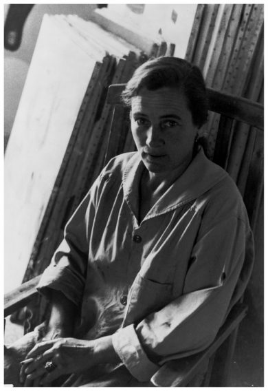 Mildred Tolbert, Copyright: Kunstsammlung NRW